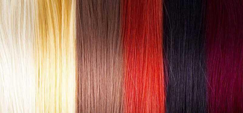 Top 5 farieb vlasov pre drsné krásy