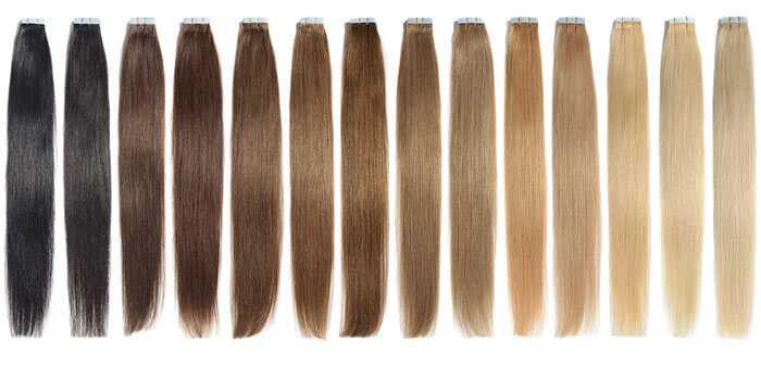 Viskas apie plaukų priauginimą (su kiekvieno tipo privalumais ir trūkumais)