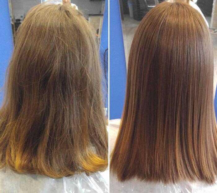 Vyhladzovanie vlasov Vs Hair Straightening