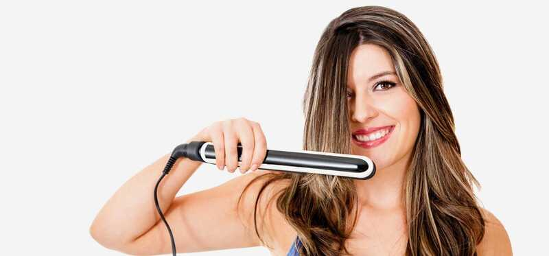 Kā matus iztaisnot droši lietot mājās?