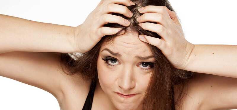Hår styling Når du har skarpt hår
