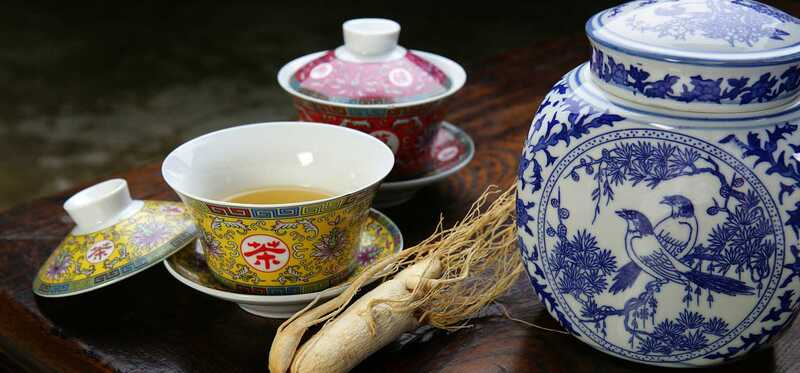 12 Škodlivé účinky ženšenového čaju