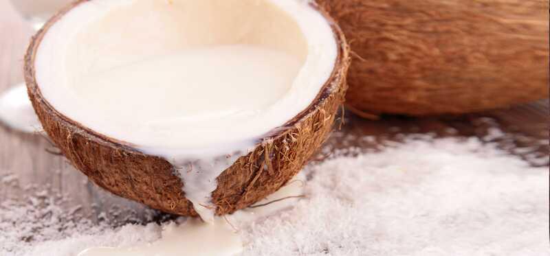 6 Zdravotné výhody kokosového mliečneho prášku