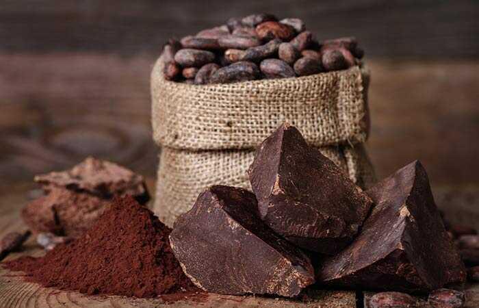 17 fantastiske fordele ved Cacao til hud, hår og sundhed