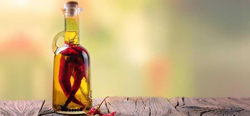 6 úžasných zdravotných výhod chilliho oleja