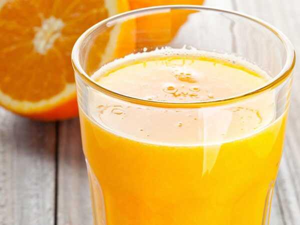 Top 10 zdravotné prínosy pomarančového džúsu