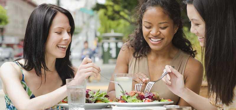 Top 6 sunde fødevarer led i Delhi