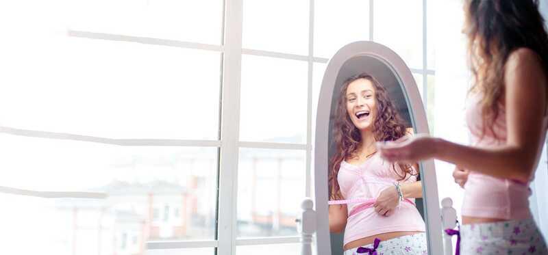 Sund Pre og Post Graviditet vægttab tips