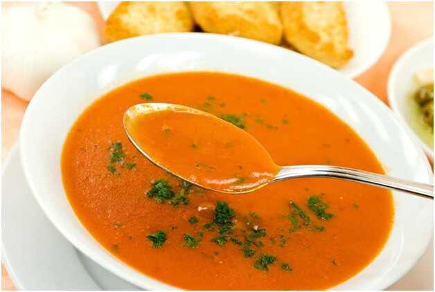 Top 4 raske tomatsuppe opskrifter Af Sanjeev Kapoor