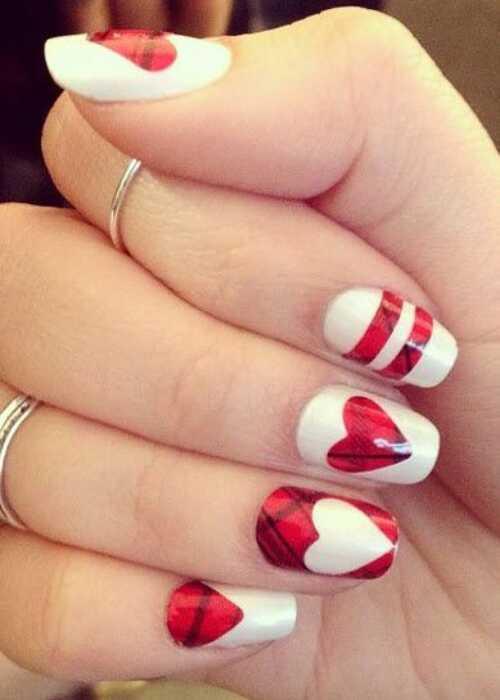 25 Deň svätého Valentína inšpiroval výuku nechtov