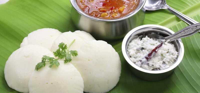 Tu je vzorka južnej indickej stravy Graf pre chudnutie