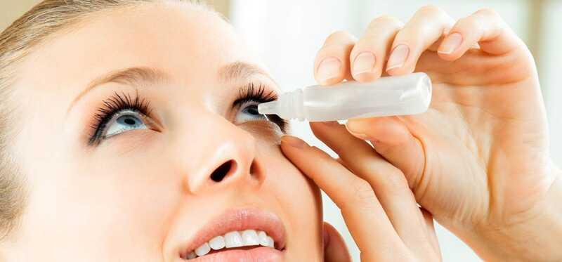 20 účinných domácich liekov na suché oči