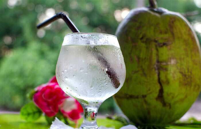 Je kokosová voda vhodná na chudnutie?
