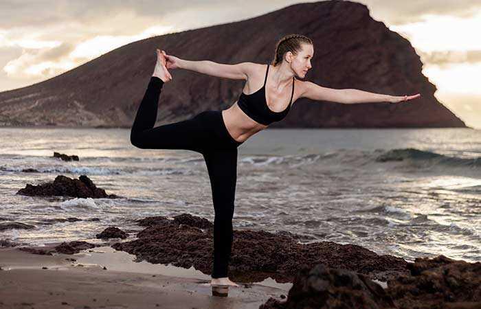 Incredible Bond medzi Power Yoga a strata hmotnosti