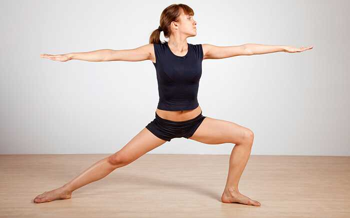 Hvor mange kalorier brænder du i en times yoga?