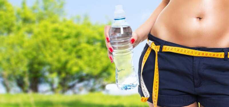 Koľko litrov vody by ste mali denne piť, aby ste schudli?