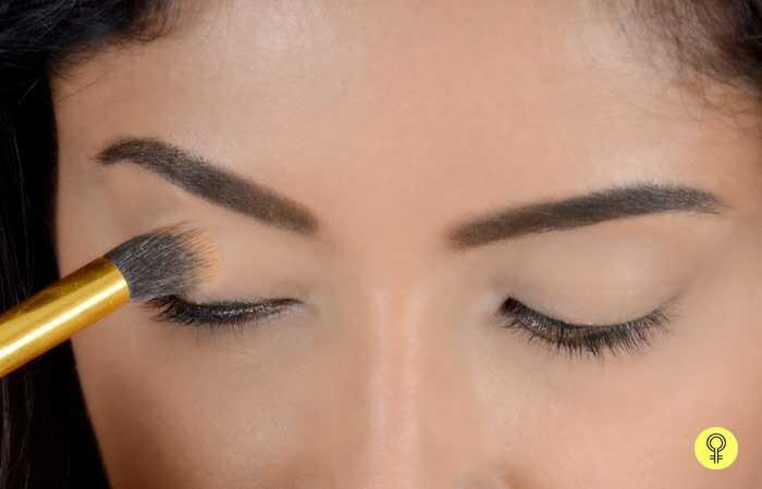 Ako aplikovať očné tiene ako Pro - krok-za-krokom tutorial
