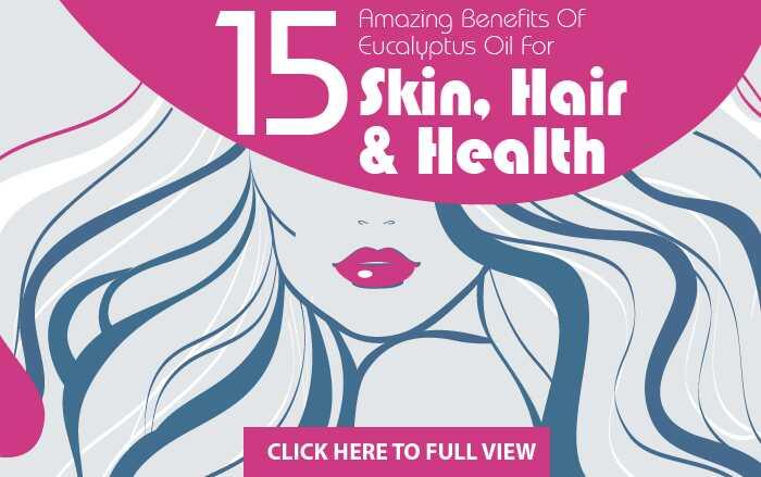 23 úžasných výhod eukalyptového oleja na pokožku, vlasy a vlasy. zdravie