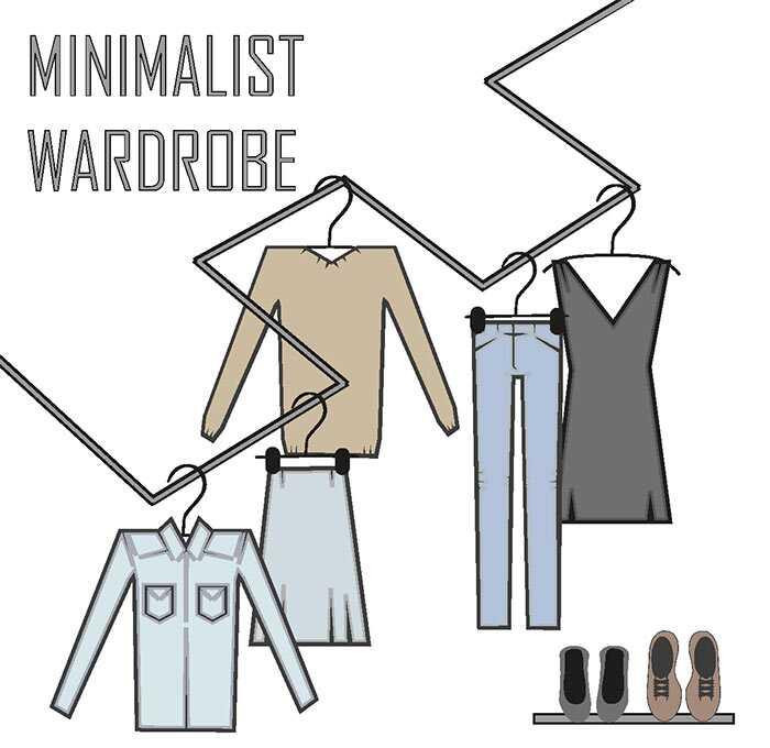 Hoe bouw je je eigen Capsule Garderobe - Checklist voor 2017