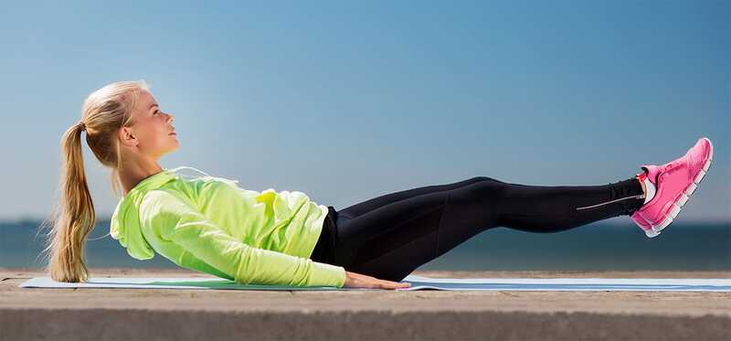 3 úžasné výhody Flutter Kicks cvičenie na vaše telo