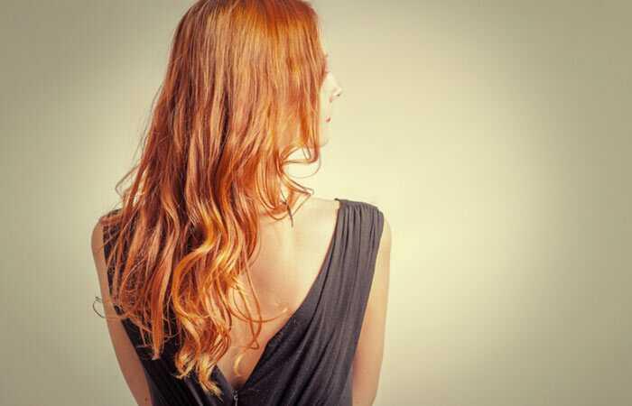 Ako opraviť oranžové vlasy po bielenie - 5 dokázaných metód