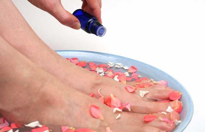 Ako odstrániť zápach z nohy