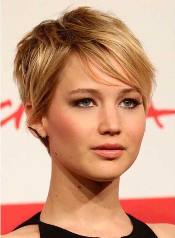 Kako Sport Pixie frizuru za različite oblike lica?