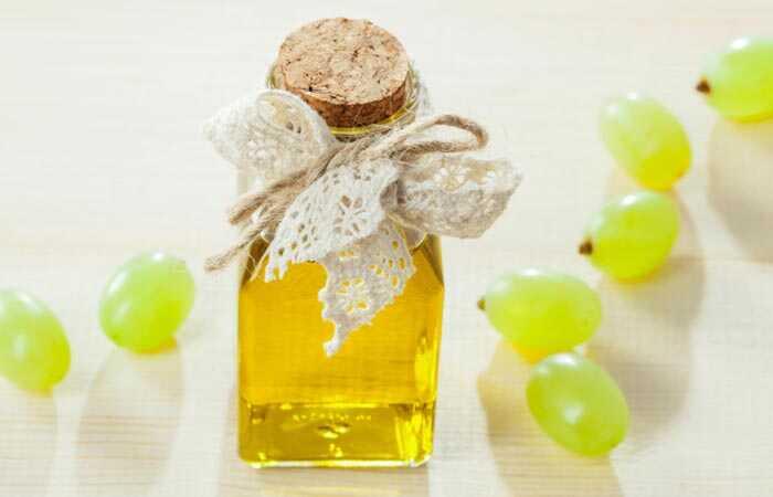 5 fantastiske fordele af Grapeseed olie til hud, hår og sundhed