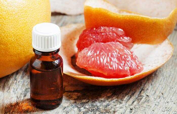 13 úžasných prínosov oleja z grapefruitu