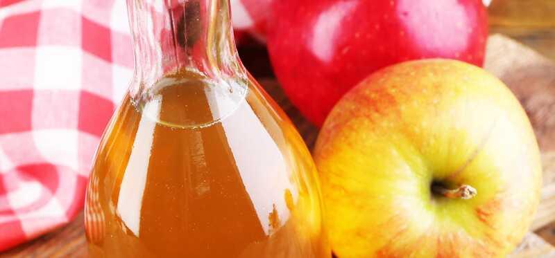 Ako používať oceľový jablkový ocot na liečbu akné?