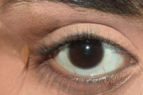 Ako aplikovať perfektne Blue Eye Shadow