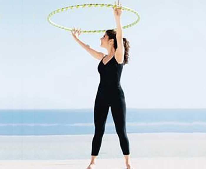 Top 10 cvičení Hula Hoop a ich prínosy
