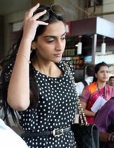10 obrázkov Sonam Kapoor bez make-upu