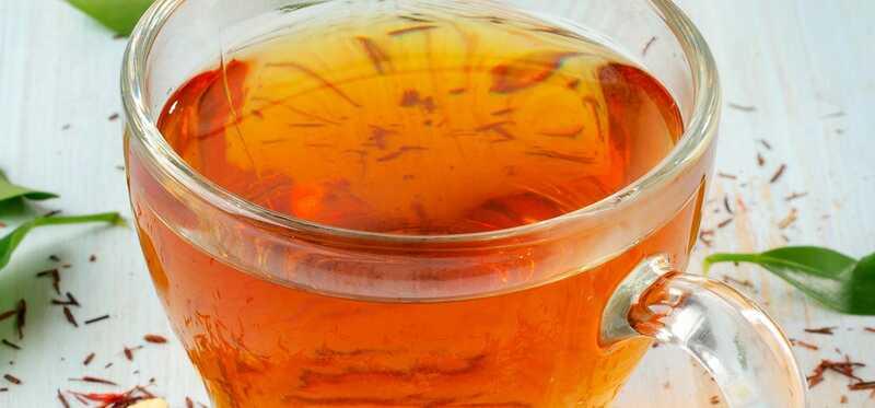 13 úžasných výhod čaju Honeybush