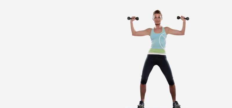 6 Neuveriteľný prínos cvičenia nad hlavou na posilnenie horného tela