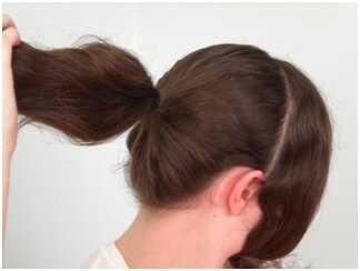 Okamžitý zväzok vlasov (napr. Pol hodinu v ruke)!