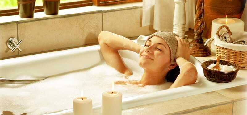 5 úžasné výhody ricínového oleja kúpeľ