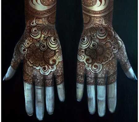 8 Interessante Bisha Mistry er Mehndi designs