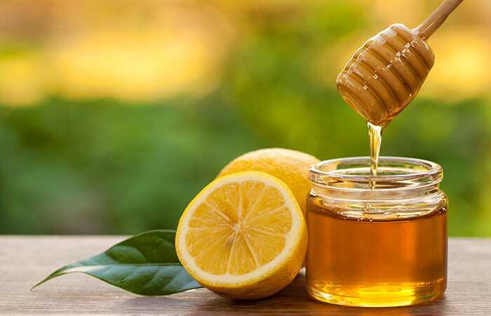 Med a citrón na kašeľ