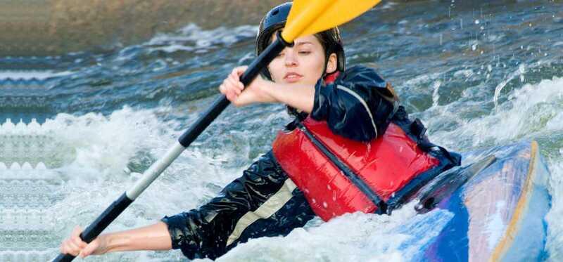 Da li je Kayaking dobra vježba?