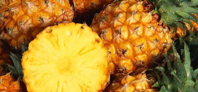 Je ananás liečbou bolesti v krku?