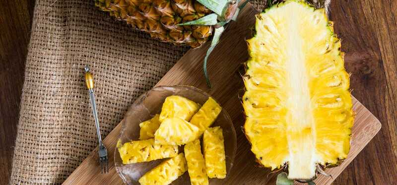 Ar ananasai yra naudingi uždegimui?