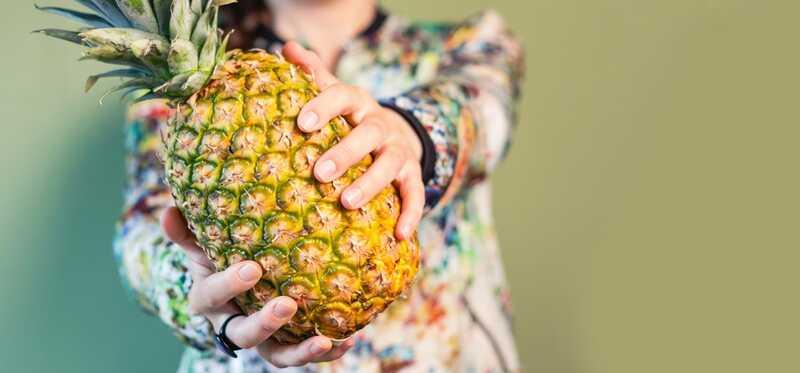 Je ananás dobré pre obličkové kamene?