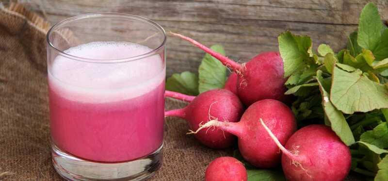 Je Reďkovka Juice dobré pre chudnutie?