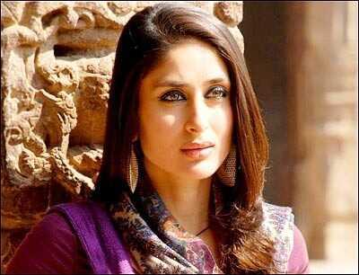 Kareena Kapoor's make-up breakdown van 'Kurbaan'