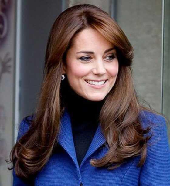 20 Kate Middletoni hairstyles, mis panevad sind tundma printsessi