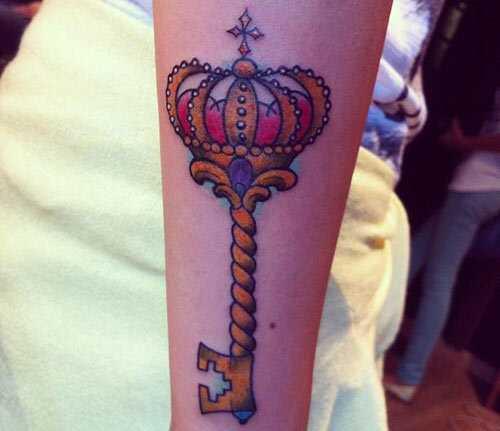 Top 15 dizajn kľúčových tetovanie