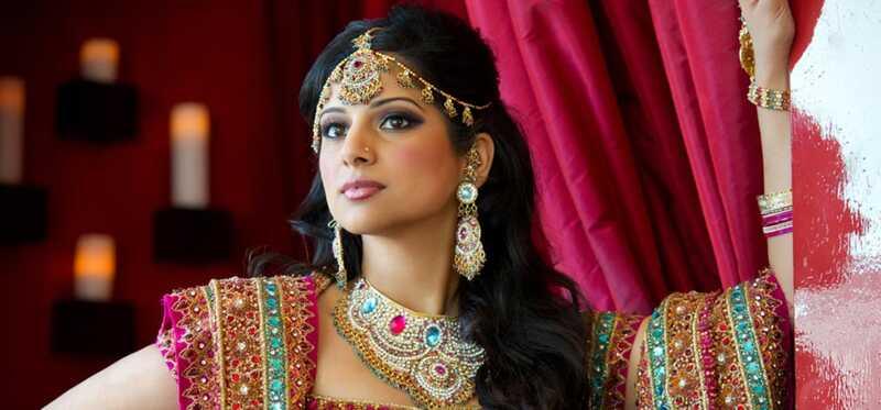 Top 5 paquets de maquillatge de núvia de Keya Seth