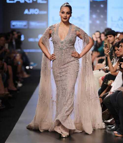 Presentando lo mejor de Lakme India Fashion week