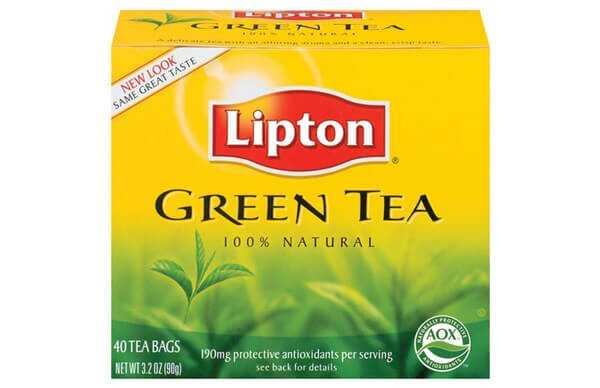 te verde lipton sirve para adelgazar
